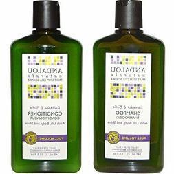 Andalou Naturals Lavender & Biotin Full Volume Conditioner,