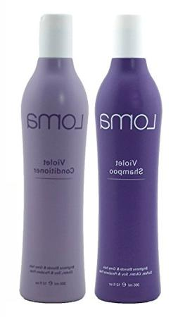 Loma Hair Care Shampoo and Conditioner Duo Pack
