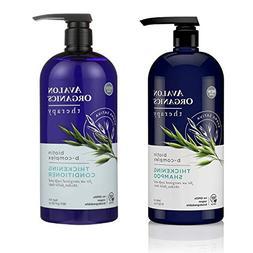 Avalon Organics Shampoo & Conditioner Biotin-B