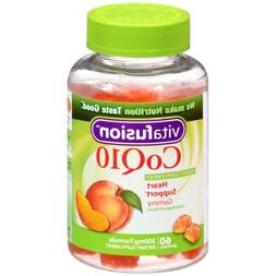 Vitafusion CoQ10 Gummy Vitamins, 200mg, 60 count