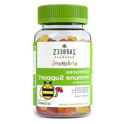 Zarbee's Naturals Daily Bee Gummy Immune Support Everyday Fo