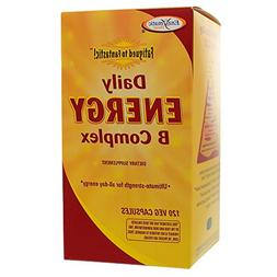 Daily Energy B Complex  120 Capsules