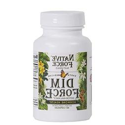 DIM Force -  Estrogen Balance. for Hormonal Acne, Menopause,