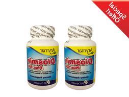 Diosmin Plus 500 mg 200 mg Hesperidin with B-Complex  60 Cap