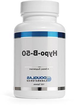 Douglas Labs - Hypo-B-50 100 tabs