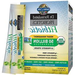 Dr. Formulated Probiotic - Fitbiotic Garden of Life 20 Packe
