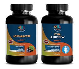 energy vitamin b complex - ANTI WRINKLE - RESVERATROL 1200 -