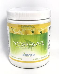 Genesis Pure Energy with Wheat Grass Lemon Blast Sugar-Free