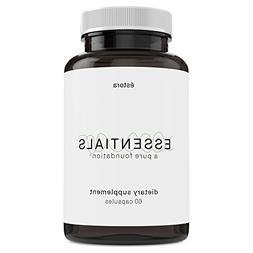 ÉSTORA Essentials - Daily Whole Food Multivitamin for Men &