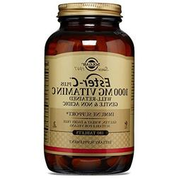 Solgar - Ester-C Plus Vitamin C  1000 mg, 180 Tablets