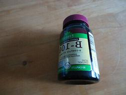Finest Nutrition B-100 B-complex Vitamins, 50 caplets