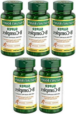 Folic Acid with B-Complex Plus C, 150 Tablets