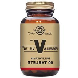 Solgar – Formula VM-75, 90 Tablets