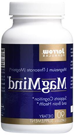 Jarrow Formulas - Magmind L-Threonate, 2000 mg, 90 veggie ca