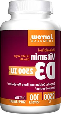 formulas vitamin d3
