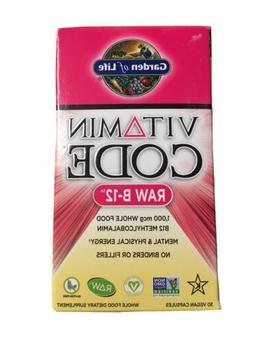 Garden Of Life - Vitamin Code Raw Prenatal 180 Veggie Capsul