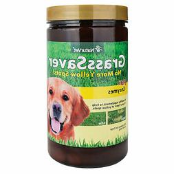 NaturVet GrassSaver Wafers with Cranberry & Enzymes Dog Supp