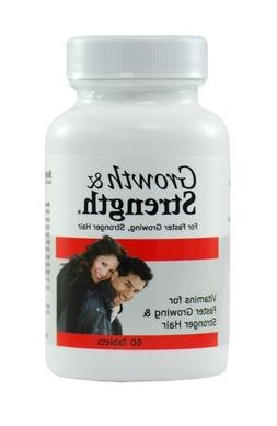 Growth & Strength Hair Vitamins Want your hair to grow out f