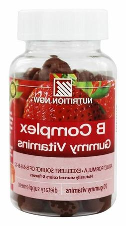 Nutrition Now Gummy Vitamin B Complex