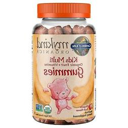 Garden of Life Gummy Vitamin for Kids - mykind Organics Gumm