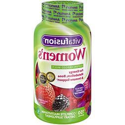Vitafusion Women's Gummy Vitamins 150 CT