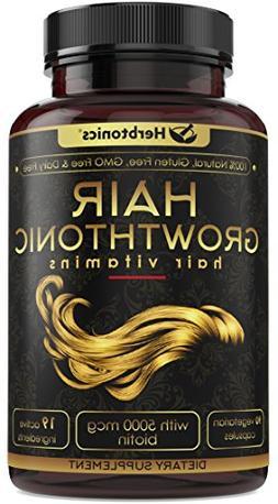 HairGrowthtonic- Hair Growth/Hair Loss Formula l Hair Vitami