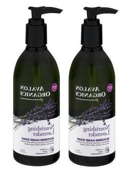 Avalon Organics Hand And Body Lotion Rosemary - 12 Fl oz