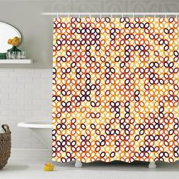 House Decor Shower Curtain Set <font><b>Complex</b></font> S