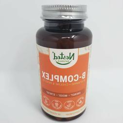 Immune Booster Vitamin B Complex Vitamin B1, B2, B3, B5, B6,