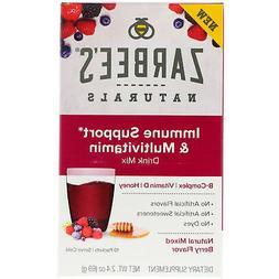 Zarbee's Naturals Immune Support* & Multivitamin Drink Mix w