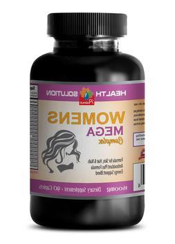 vitamin A supplement - WOMEN'S MEGA COMPLEX 1600mg - energy
