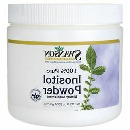 Swanson 100% Pure Inositol Powder 8 Ounce  Pwdr