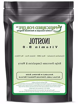 Inositol - Vitamin B-8 Powder - Assists w/Overcoming Compuls