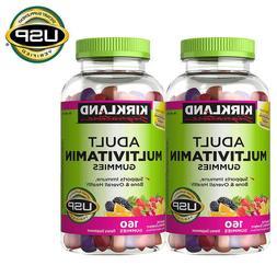Kirkland Adult Multivitamin 320 Gummies  chewable gummy