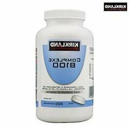 kirkland signature vitamin b100 complex