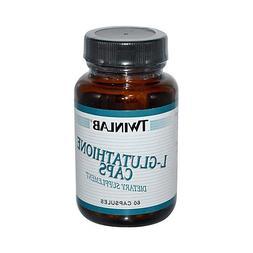 Twinlab L Glutathione Capsules