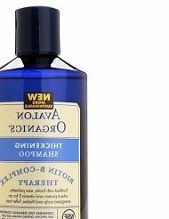 Avalon Organics: Biotin B Complex Thickening Shampoo, 14 oz