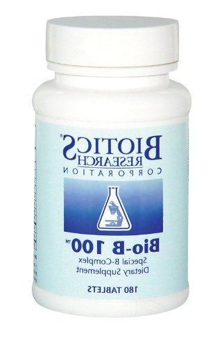 Biotics Research - Bio-B 100 180T