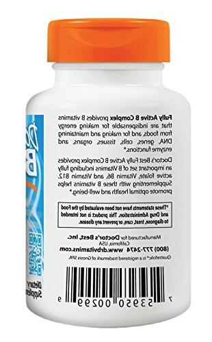 Doctor's Fully Active - 30 Capsules