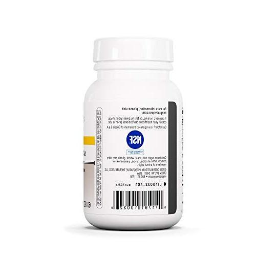 Integrative B-Complex Folate B B1, B2, B3, B5, B12, Choline Bitartrate for Production NSF Certified for - 60 Capsules
