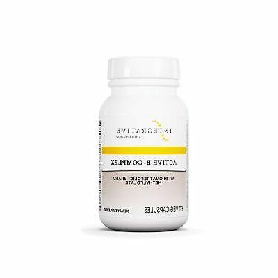 Integrative Therapeutics - Active B-Complex with Folate and