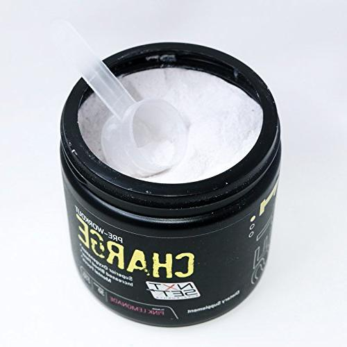 NXT Supplements - Charge