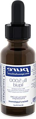 Pure Encapsulations - B12 5000 Liquid - 5,000 mcg Vitamin B1