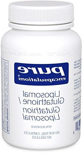 Pure Encapsulations - Liposomal Glutathione - Antioxidants,