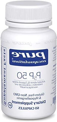 Pure Encapsulations - P5P 50 - Activated Vitamin B6 to Suppo