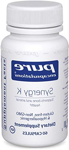 Pure Encapsulations - Synergy K - 60 Capsules