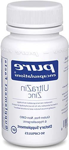 Pure Encapsulations - UltraZin Zinc - Enhanced Absorption Mi