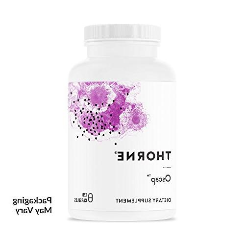 Thorne Research - Oscap - Bone Health Supplement with Calciu