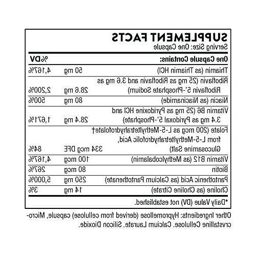 Thorne - B-Complex - Vitamin Complex for - 60
