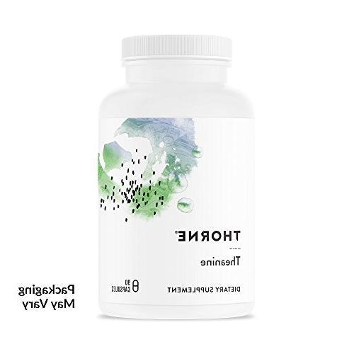 Thorne Research - Theanine - Amino Acid L-Theanine Supplemen